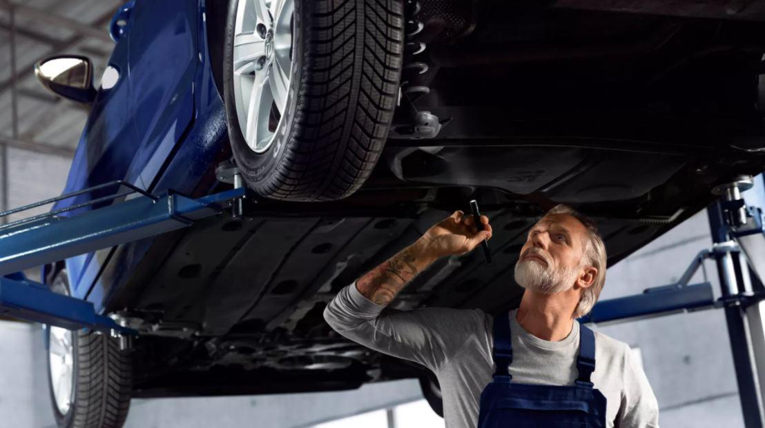Taller oficial Volkswagen